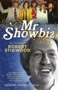 Book Cover: Mr Showbiz: The Biography of Robert Stigwood