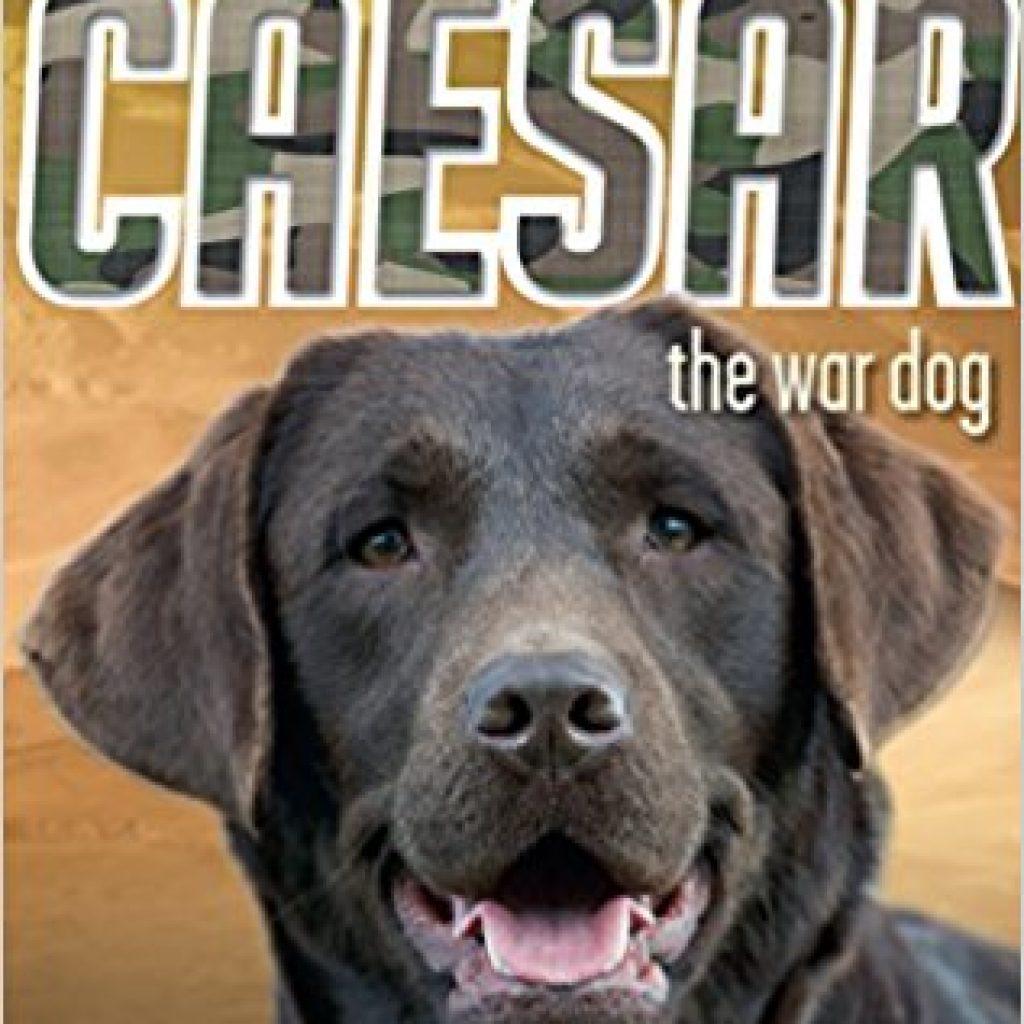 Book Cover: Caesar the War Dog