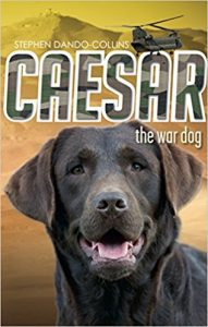 Book Cover: Caesar the War Dog
