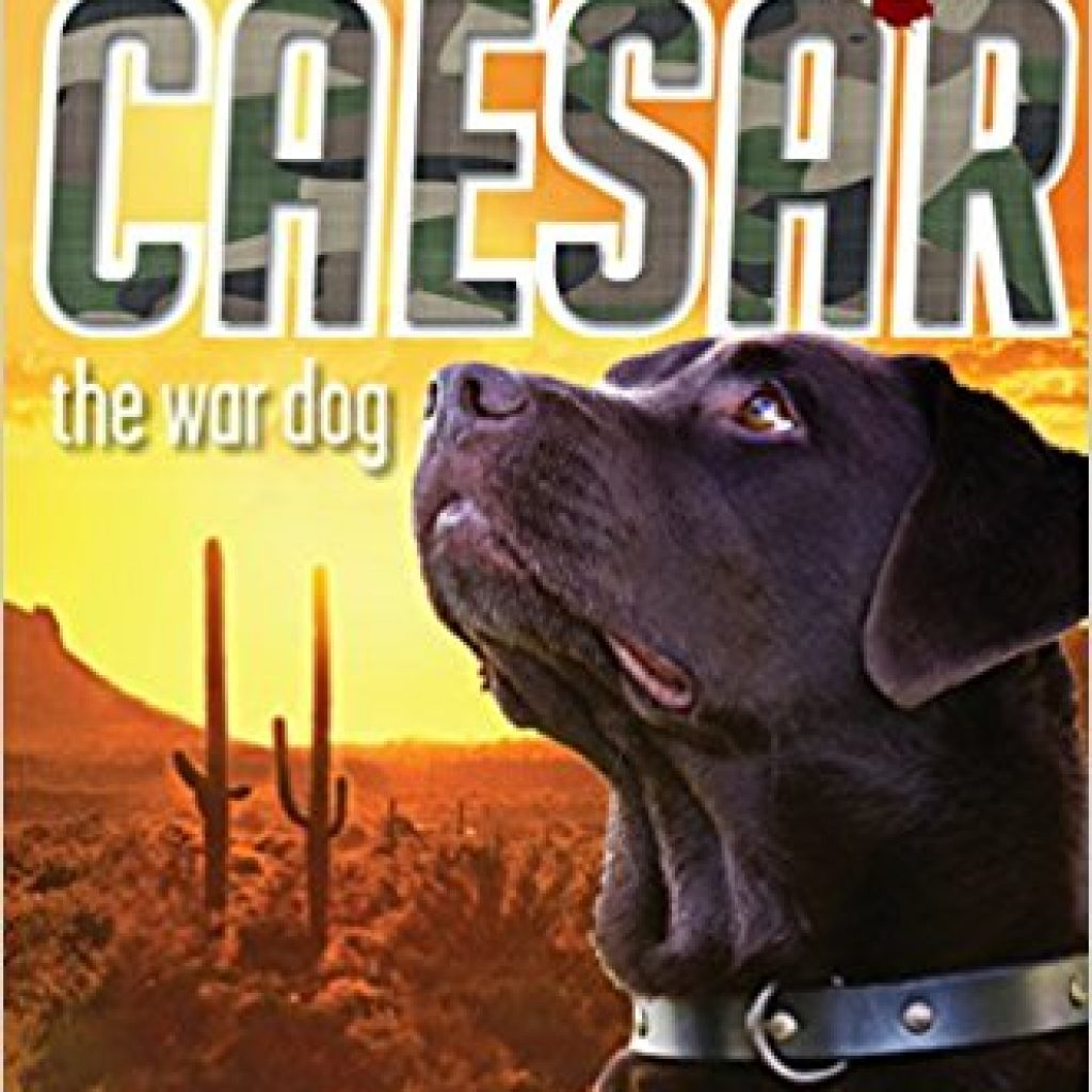 Book Cover: Caesar the War Dog 4: Operation Green Parrot