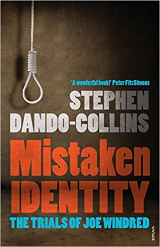 Book Cover: Mistaken Identity: The Trials of Joe Windred