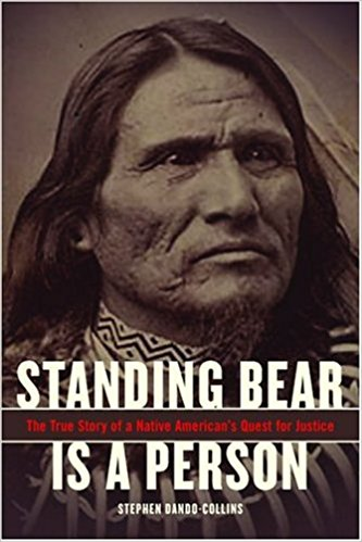 Book Cover: Standing Bear Is A Person: The True Story Of A Native American's Quest For Justice