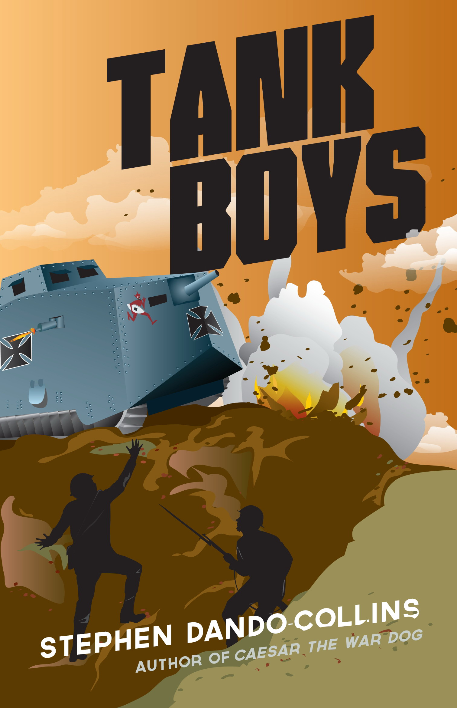 Book Cover: Tank Boys